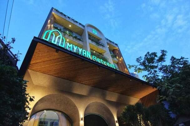 Myyan Retreat Hotel 129 Hồ Nghinh Đà Nẵng